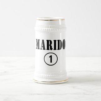 Mexican Husbands : Marido Numero Uno Coffee Mugs