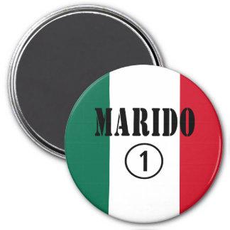 Mexican Husbands : Marido Numero Uno Fridge Magnets