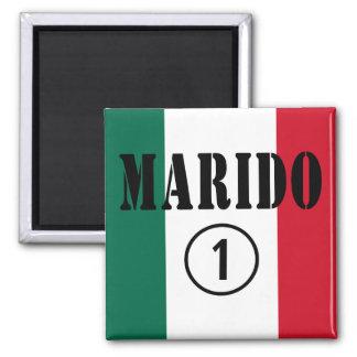 Mexican Husbands : Marido Numero Uno Refrigerator Magnets