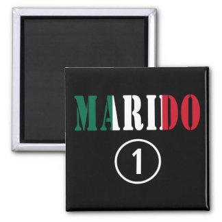 Mexican Husbands : Marido Numero Uno Magnets