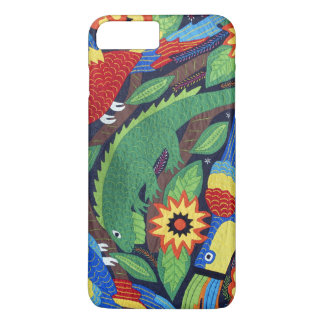 Mexican Indian Art iPhone 7 Plus Case