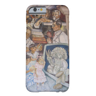 Mexican Indian mural Design Barely There iPhone 6 Case