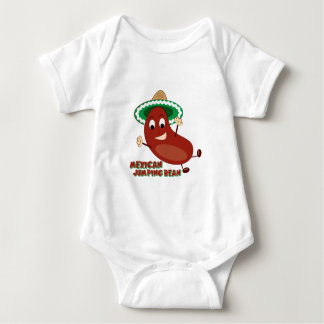 Mexican Jumping Bean Baby Bodysuit