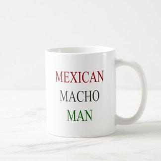 Mexican Macho Man Coffee Mugs