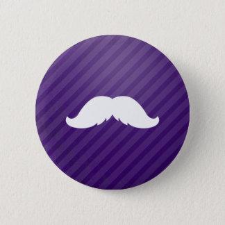 Mexican Mustache 6 Cm Round Badge