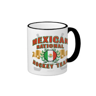 Mexican National Hockey Team Mug