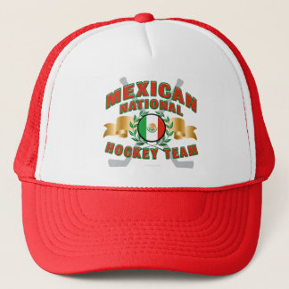 Mexican National Hockey Team Trucker Hat