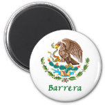 Mexican National Seal Refrigerator Magnet