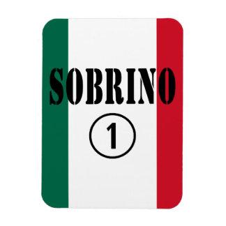 Mexican Nephews : Sobrino Numero Uno Vinyl Magnet