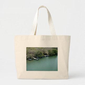 Mexican Pangas Jumbo Tote Bag
