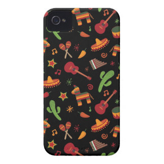 Mexican pattern iPhone 4 case