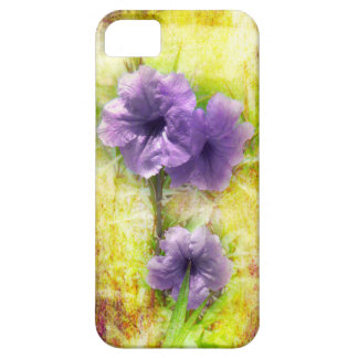 Mexican Petunia iPhone Cover iPhone 5 Covers