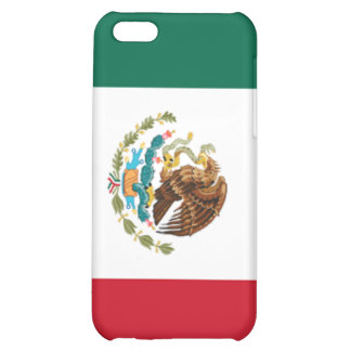 Mexican pride cover for iPhone 5C
