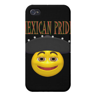 Mexican Pride Case For iPhone 4