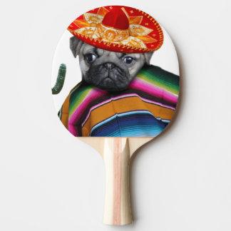 Mexican Pug dog