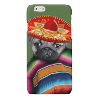 Mexican Pug Dog iPhone 6 Plus Case