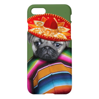 Mexican Pug Dog iPhone 7 Case