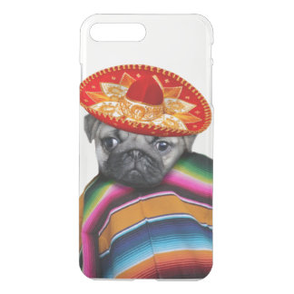 Mexican Pug Dog iPhone 7 Plus Case
