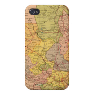 Mexican Railroads Cases For iPhone 4
