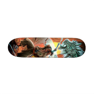 Mexican Samurai Skateboard Decks