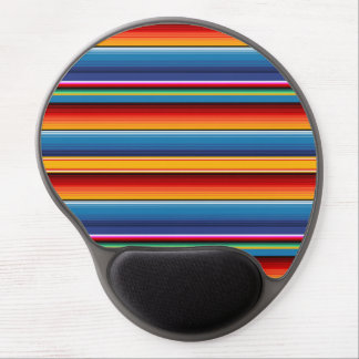 Mexican Sarape Gel Mouse Mat