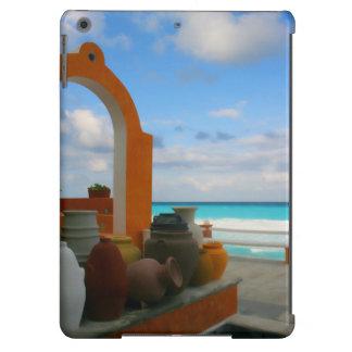 Mexican sea side iPad air case
