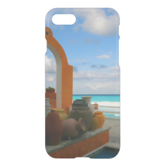Mexican sea side iPhone 7 case