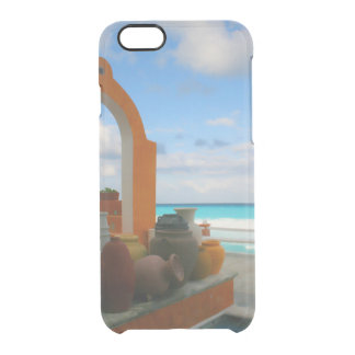 Mexican sea side iPhone 6 plus case