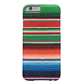 Mexican Serape iPhone 6 case Barely There iPhone 6 Case