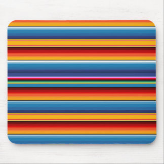 Mexican Serape Mouse Mat
