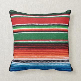 Mexican Serape Pillow
