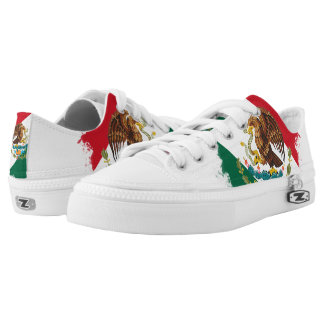 Mexican Shoes Printed Shoes