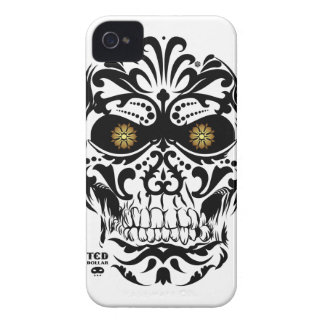 Mexican Skull iPhone 4 Case-Mate Case