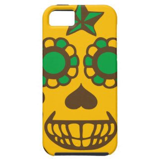 mexican skull iPhone 5 covers