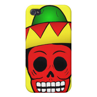 Mexican Skull iPhone case iPhone 4/4S Covers