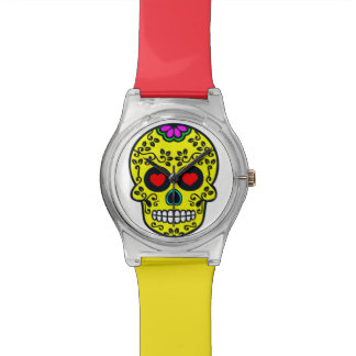 Mexican skull May28th Watch