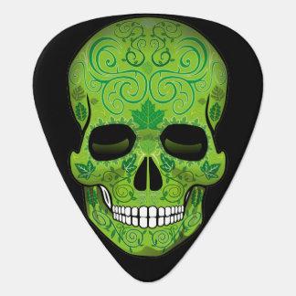 Mexican Skull Plectrum