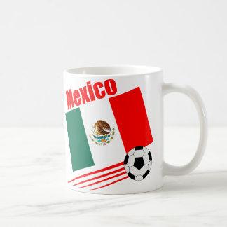 Mexican Soccer Team Basic White Mug