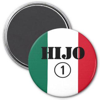 Mexican Sons : Hijo Numero Uno 7.5 Cm Round Magnet