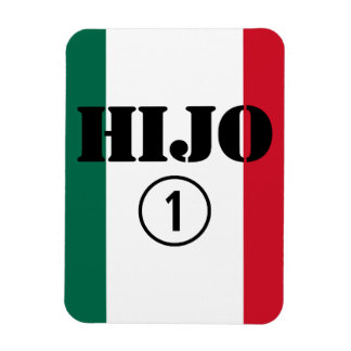 Mexican Sons : Hijo Numero Uno Flexible Magnets