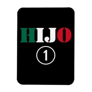 Mexican Sons : Hijo Numero Uno Rectangular Magnets