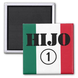 Mexican Sons : Hijo Numero Uno Fridge Magnets