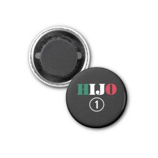 Mexican Sons : Hijo Numero Uno Refrigerator Magnets