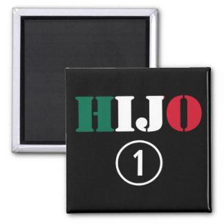 Mexican Sons : Hijo Numero Uno Square Magnet