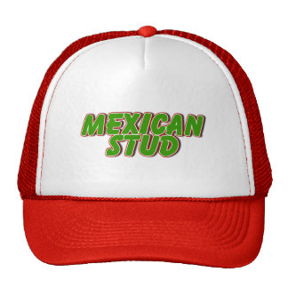 Mexican Stud Hat