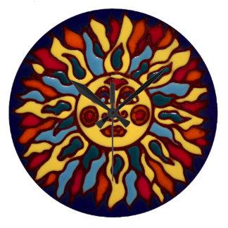 Mexican Sun Clock