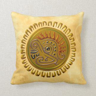 Mexican Sunbird Throw Pillow
