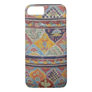Mexican Talavera Design iPhone 7 Case
