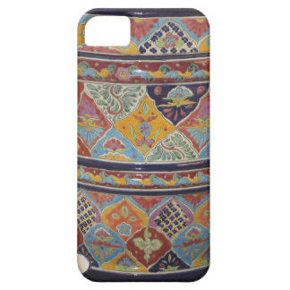 Mexican Talavera style pottery iPhone 5 Cover
