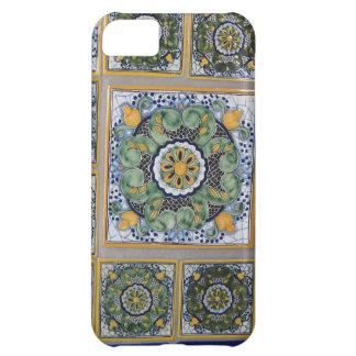Mexican Talavera style tiles iPhone 5C Case